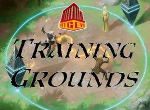 Training Grounds Logo