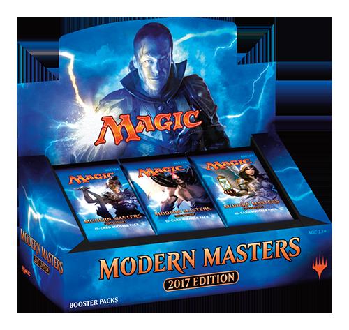 Modern Masters Display