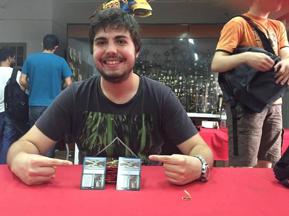 Vencedor PR Amonkhet 1